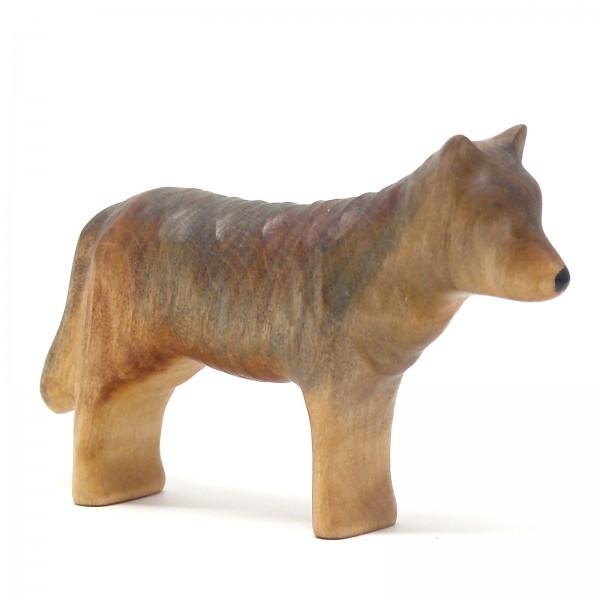 Wolf von Buntspechte-holzspielfiguren.de