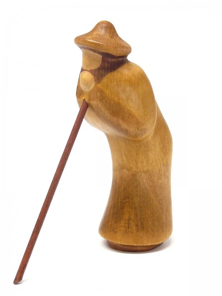 Hirte aus Holz  von buntspechte-holzspielfiguren.de