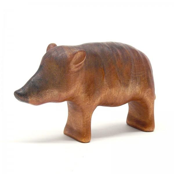 Wildschwein von Buntspechte-holzspielfiguren.de