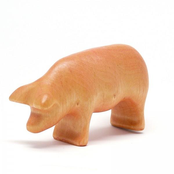Holzschwein von buntspechte-holzspielfiguren.de