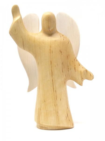 Engel, Holz natur