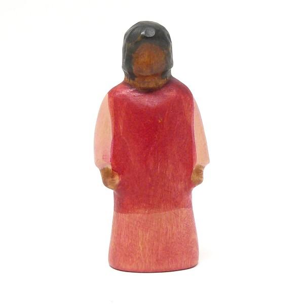 dunkles Kind von buntspechte-holzspielfiguren.de