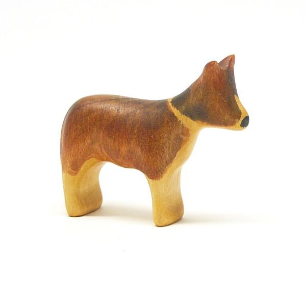 Holz  Sheltie von buntspechte-holzspielfiguren.de