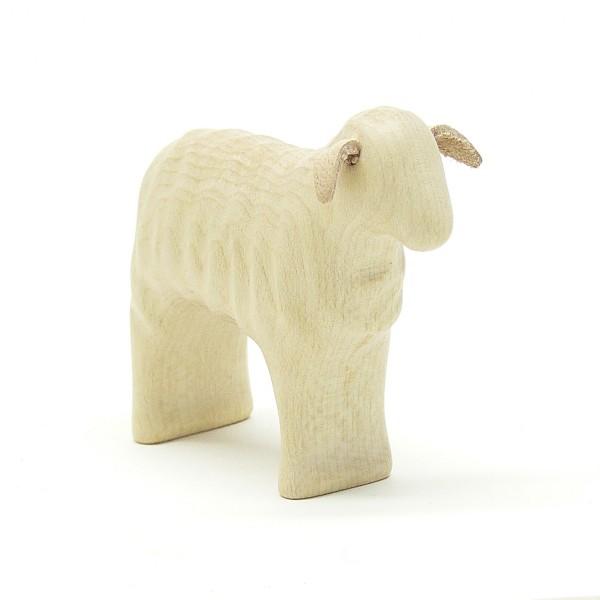 Lamm aus Holz  von buntspechte-holzspielfiguren.de