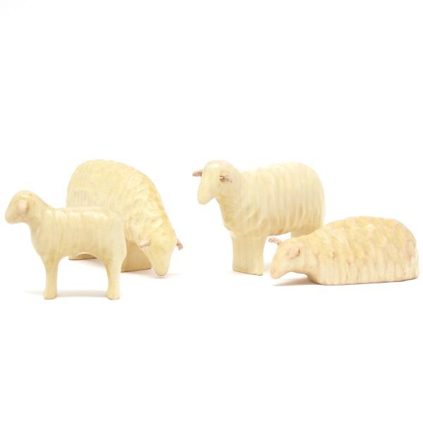 Schafset 4-teilig (klein)