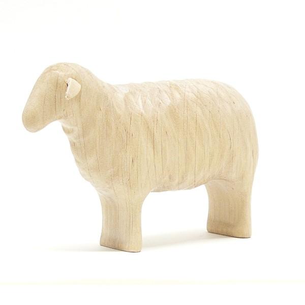 Schaf aus Holz  von buntspechte-holzspielfiguren.de