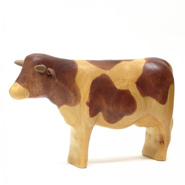 Kuh von buntspechte-holzspielfiguren.de