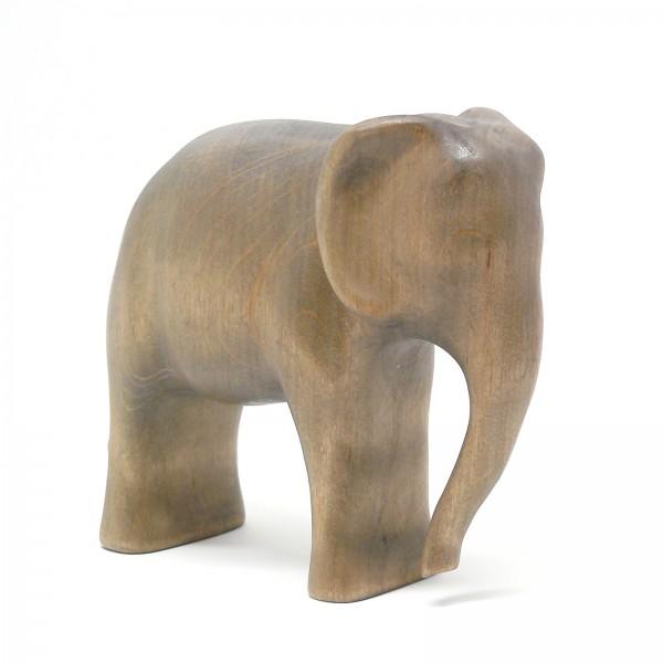 kleiner Elefant ohne Decke