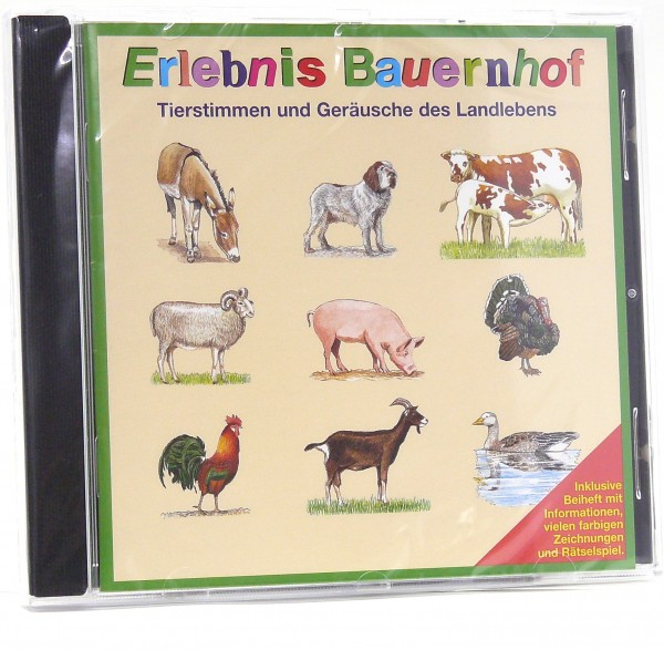 Audio CD für schon größere Kinder